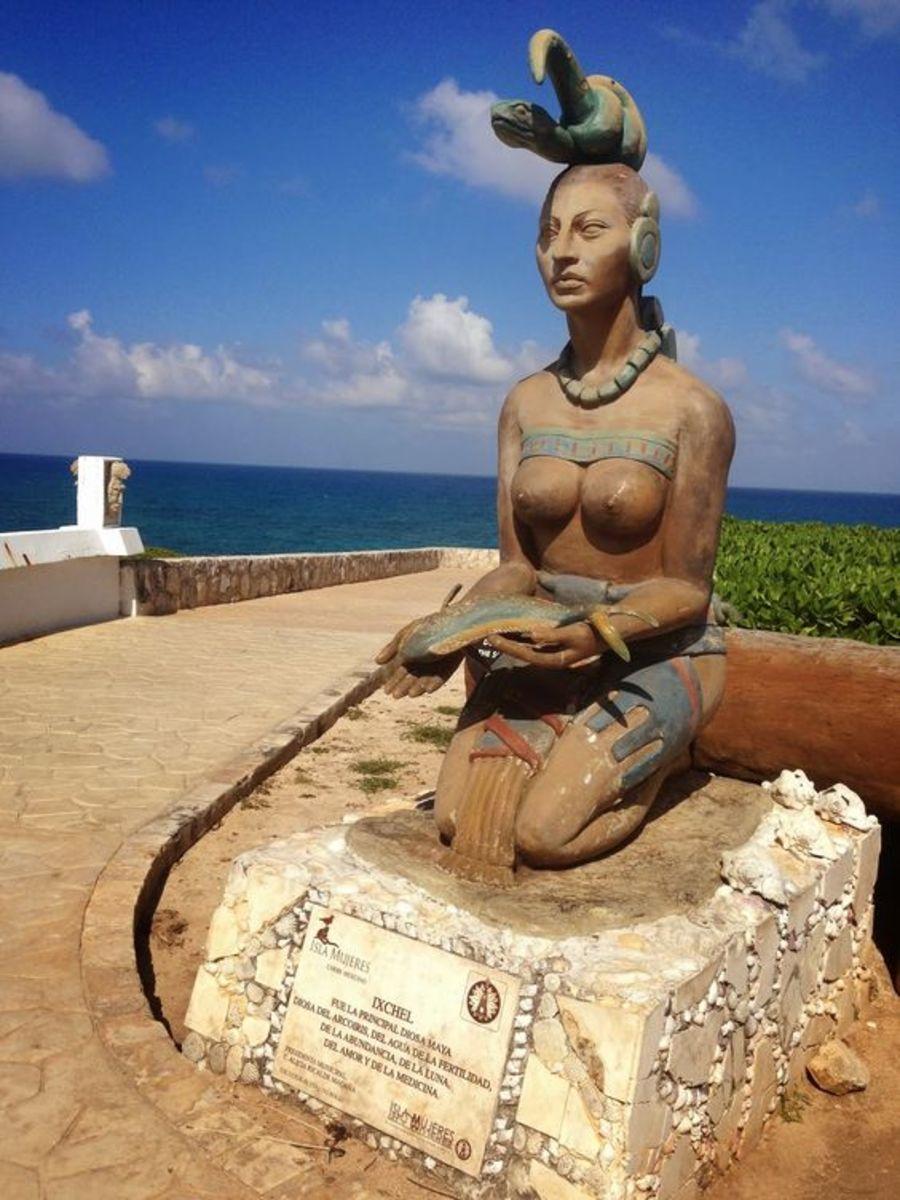 Exploring the Maya Goddess IxChel