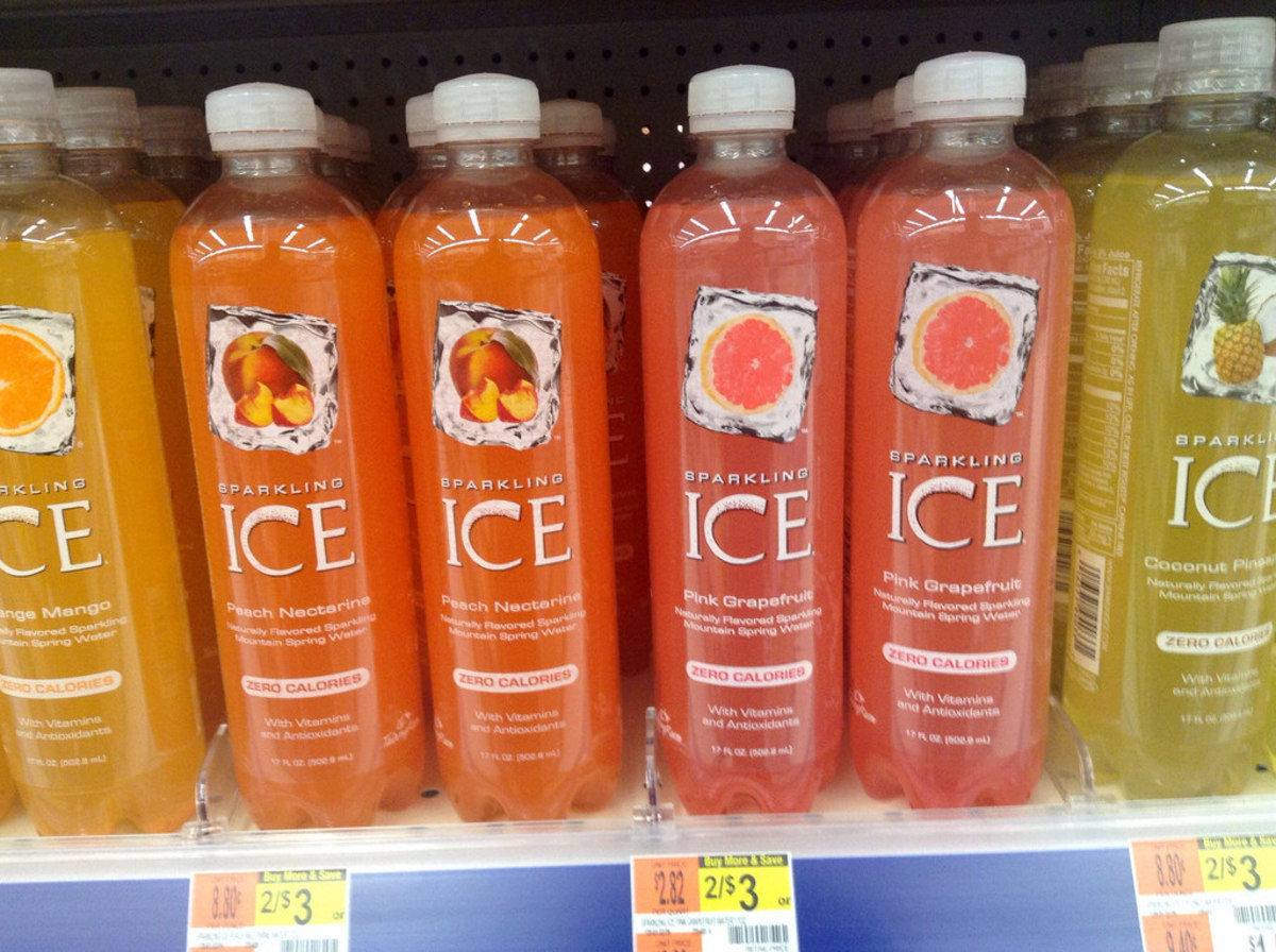 Sparkling ICE Flavored Waters