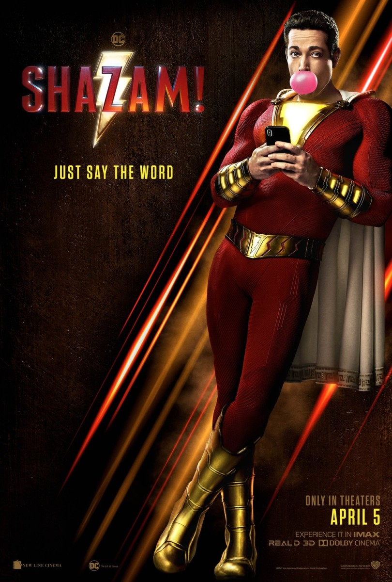 "Movie Review: ""Shazam!"""