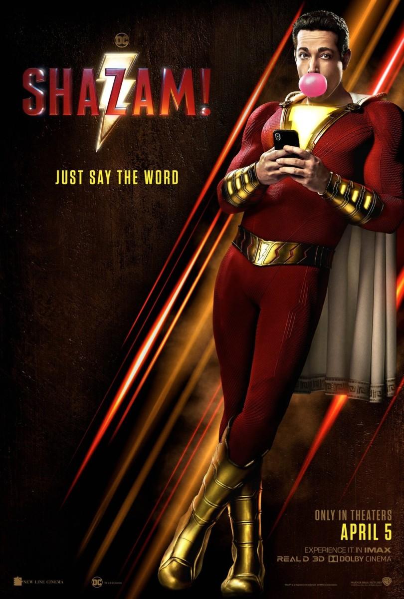 """Movie Review: """"Shazam!"""""""
