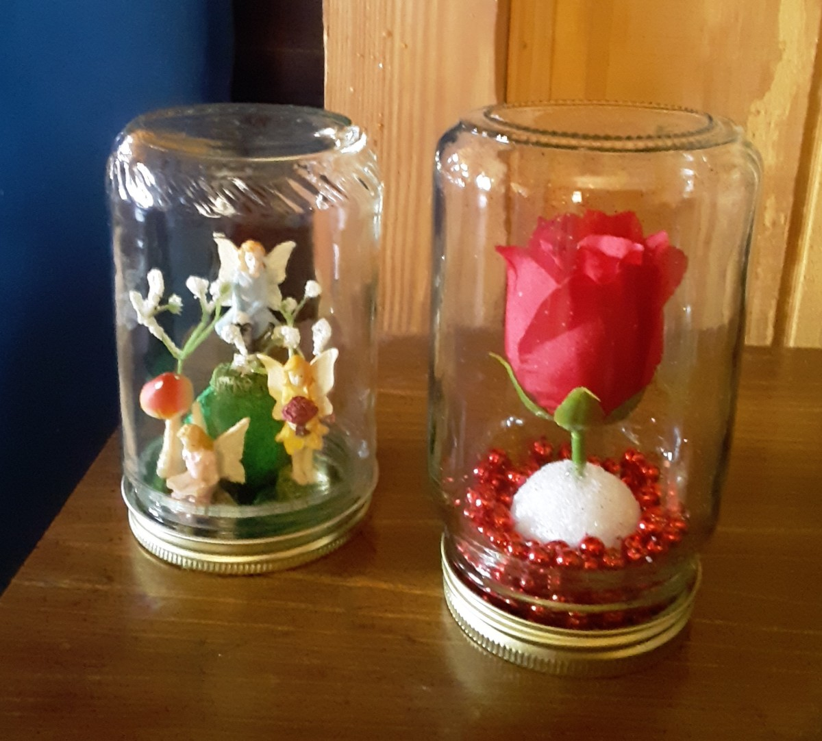 DIY Jar Crafts