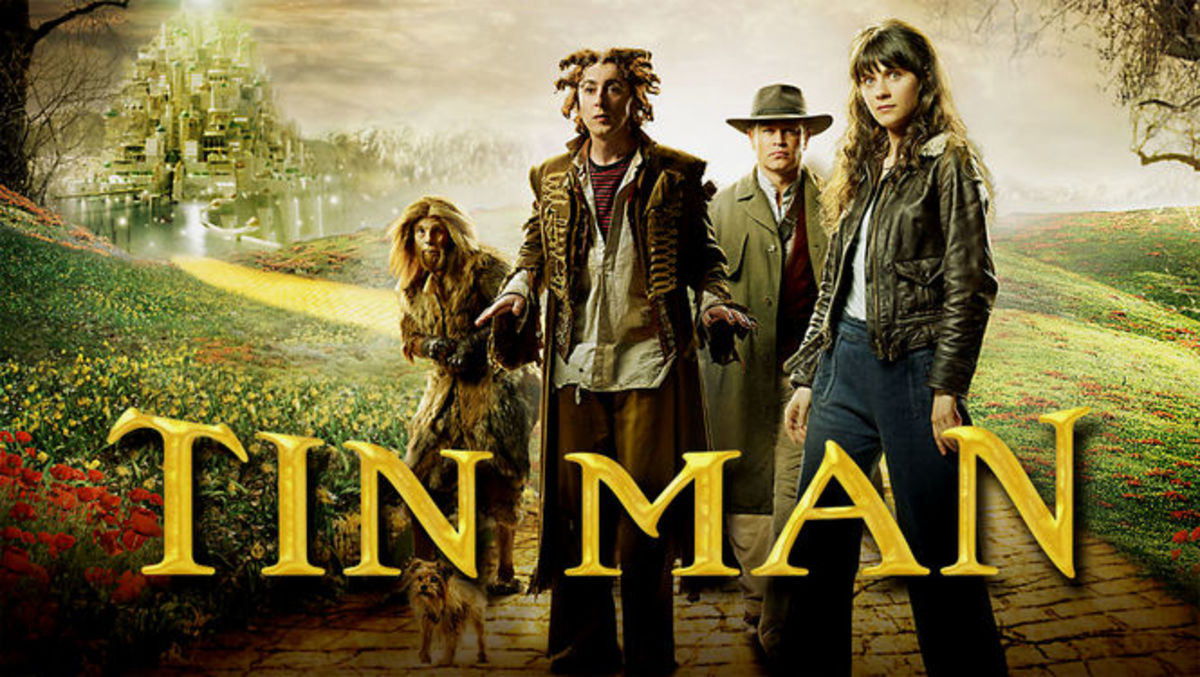 """Tin Man"" (2007) Is the Last Great Thing Syfy Ever Did"