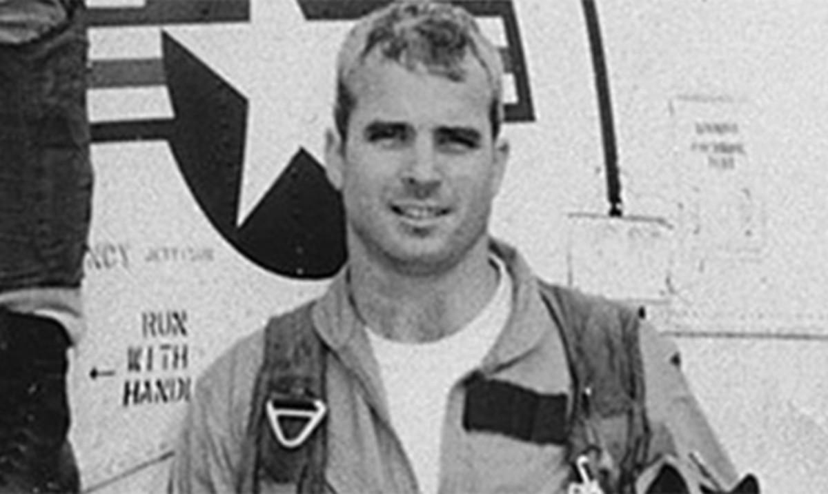 John McCain: Prisoner of War