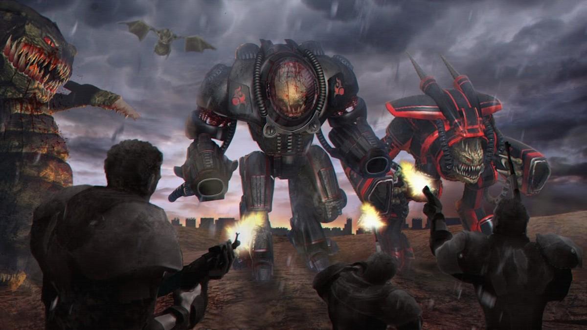 Alien Shooter - World War 2