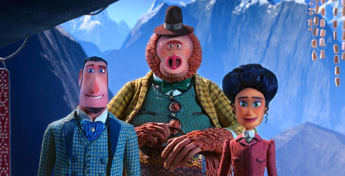 Missing Link Movie Review