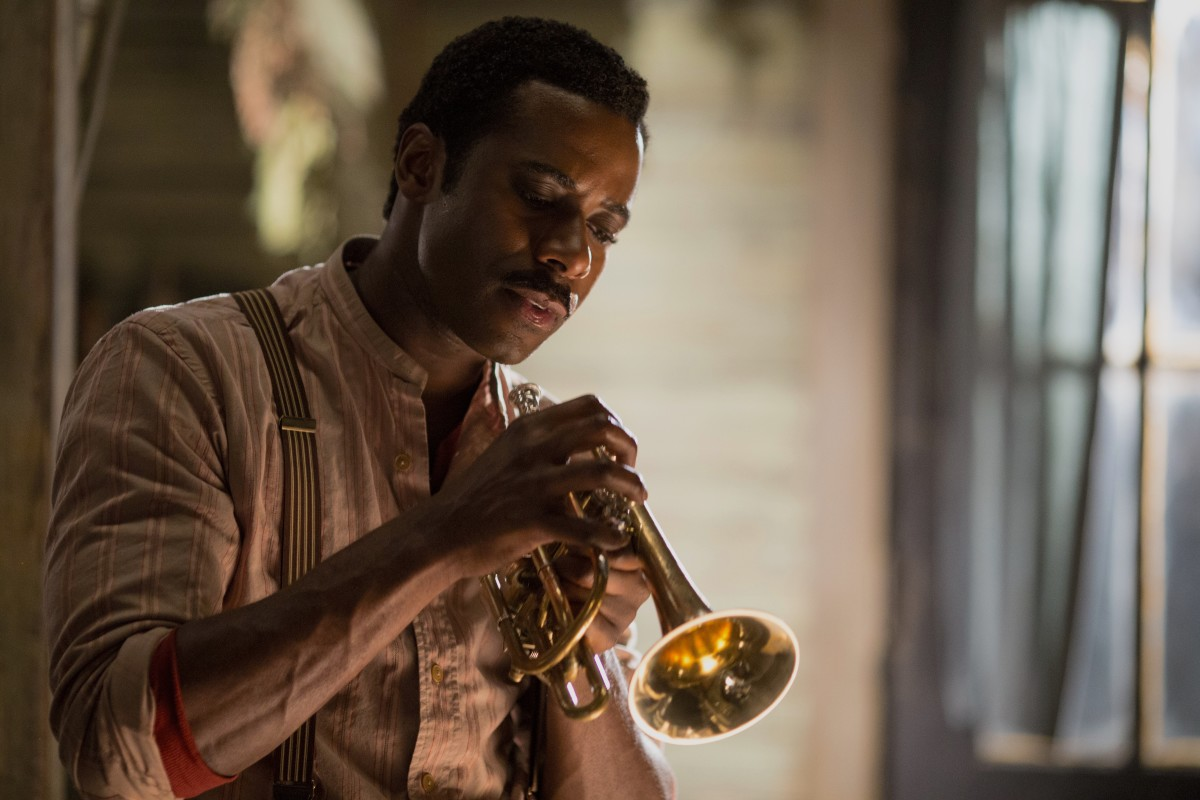 """Gary Carr stars as Charles """"Buddy"""" Bolden, the pioneer of Jazz"""