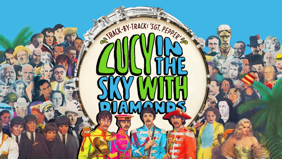 The infamous Lucy in the Sky with Diamonds of the Beatles. Did it really talk of substance abuse and promoted illicit activities?