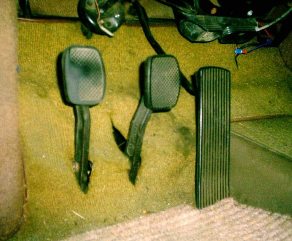 A clutch pedal in need of adjustment may cause clutch slippage.