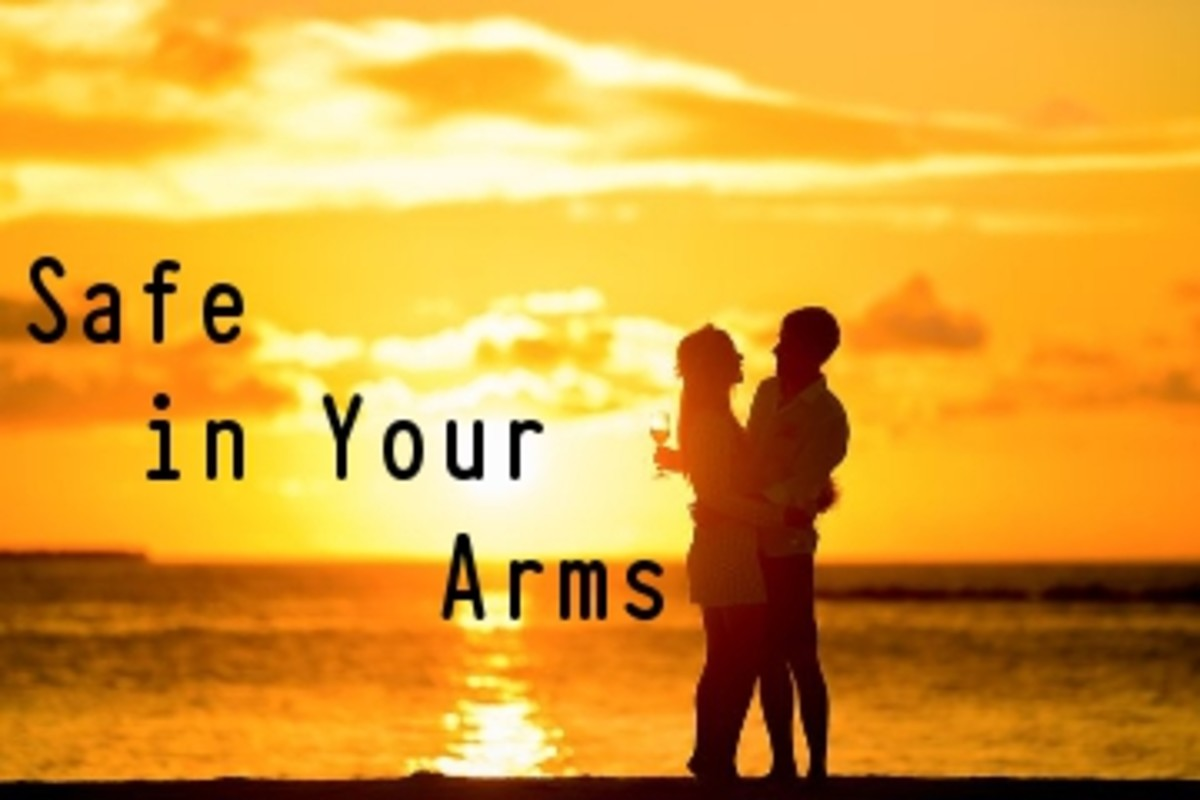 Poem: Safe in Your Arms