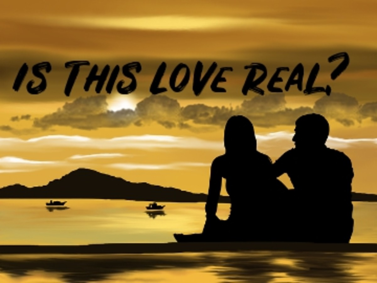 Poem:  Is This Love Real?