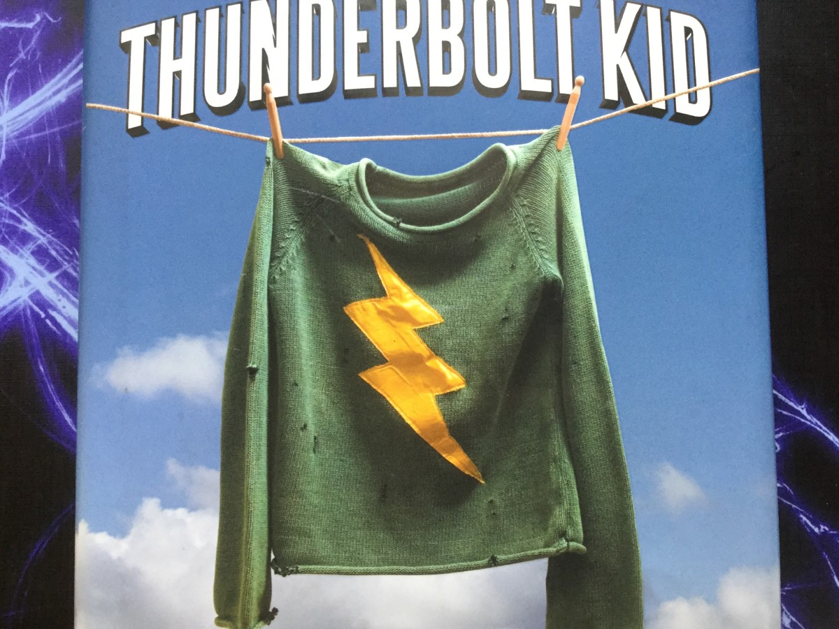 The Thunderbolt Kid, a Poem