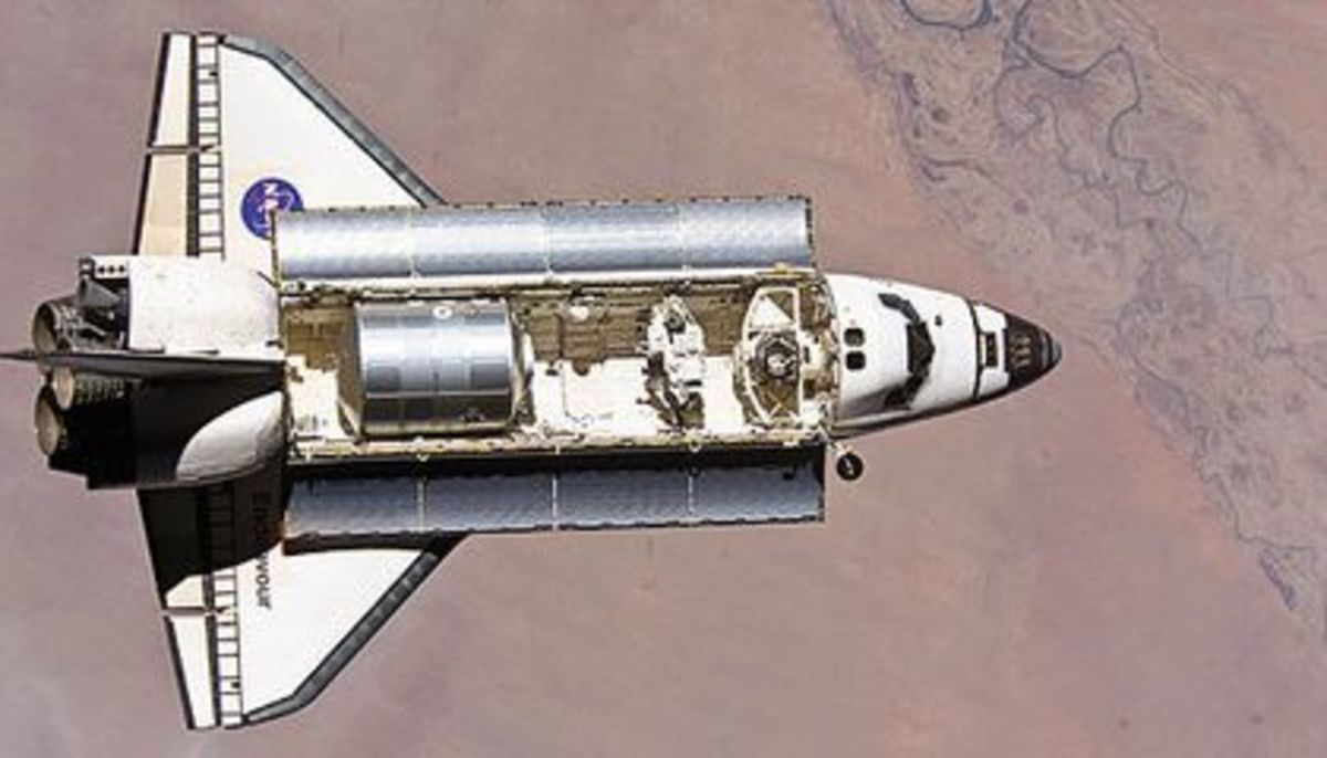 Why the Soviet Union Feared the Space Shuttle