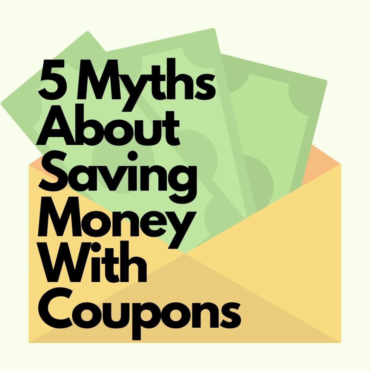 5 Myths About Saving Money With Coupons