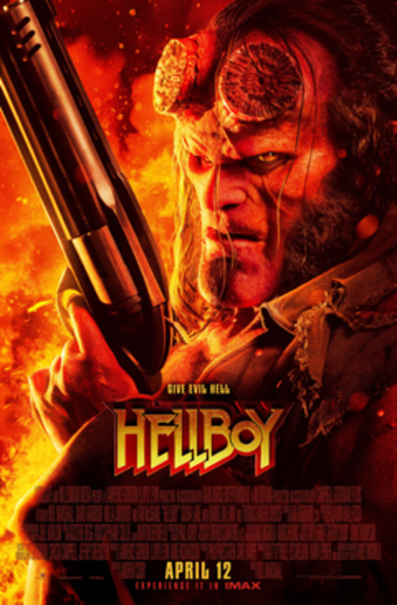'Hellboy' (2019) Review