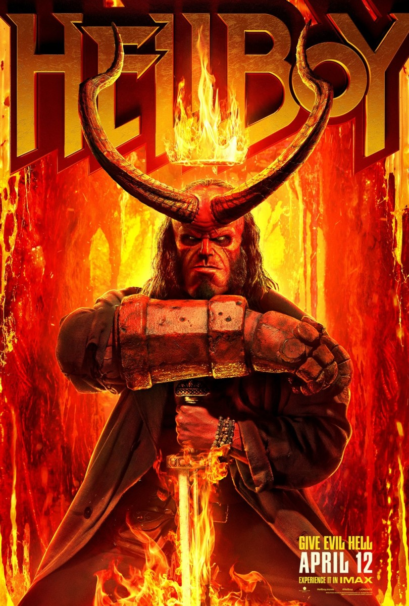 "Movie Review: ""Hellboy"""