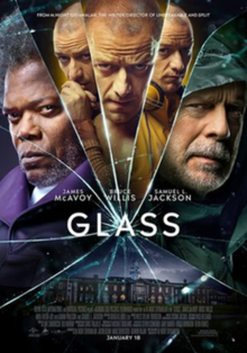 'Glass' Review: The Unexpected Trilogy