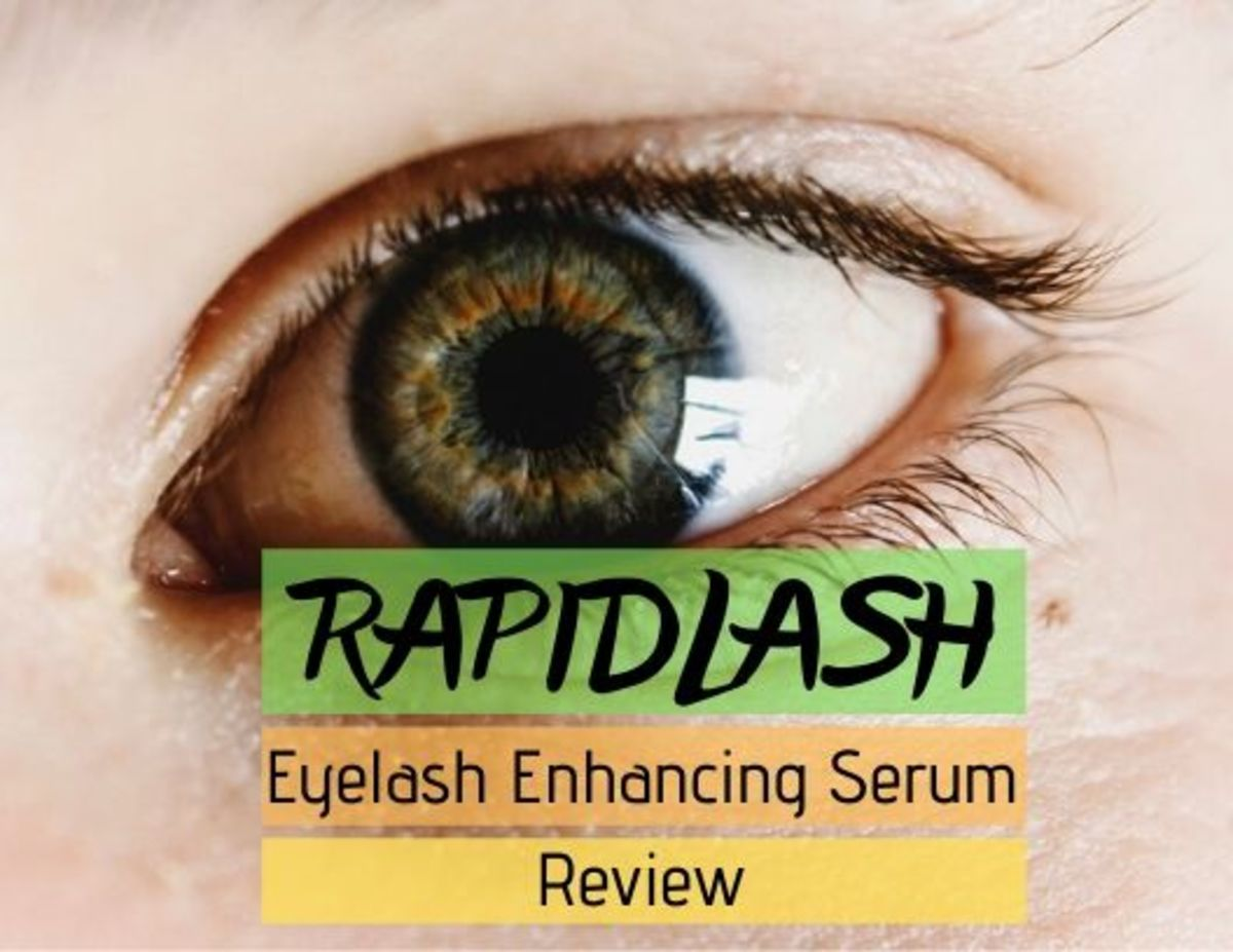 Product Review: Rapidlash Eyelash Enhancing Serum