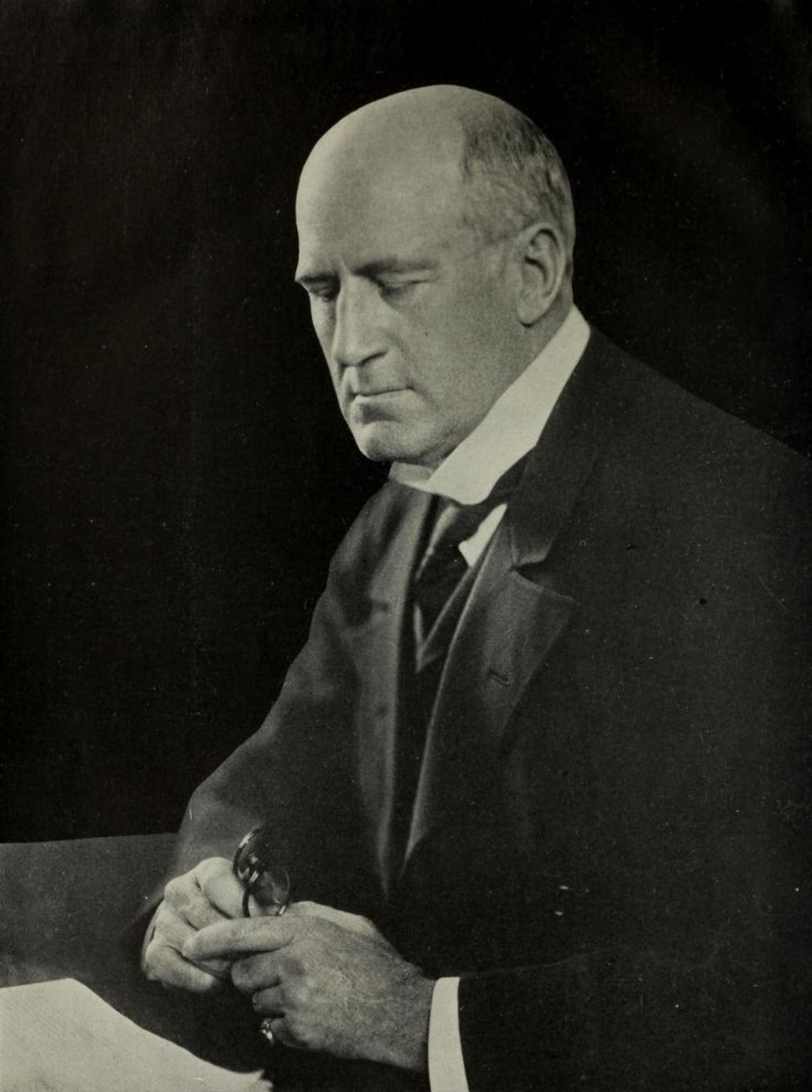 Charles Dana Gibson in later years.