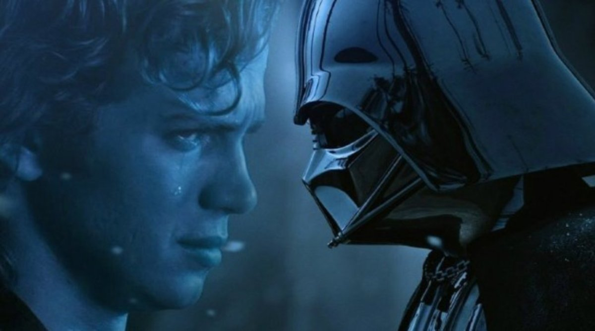 Top 10 Light Side Actions by Darth Vader