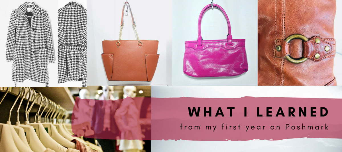 What I Learned From a Year of Selling Clothes With Poshmark