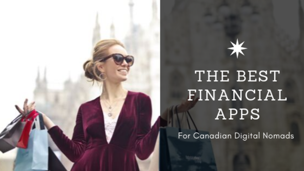 The 6 Best Financial Apps for Canadian Digital Nomads