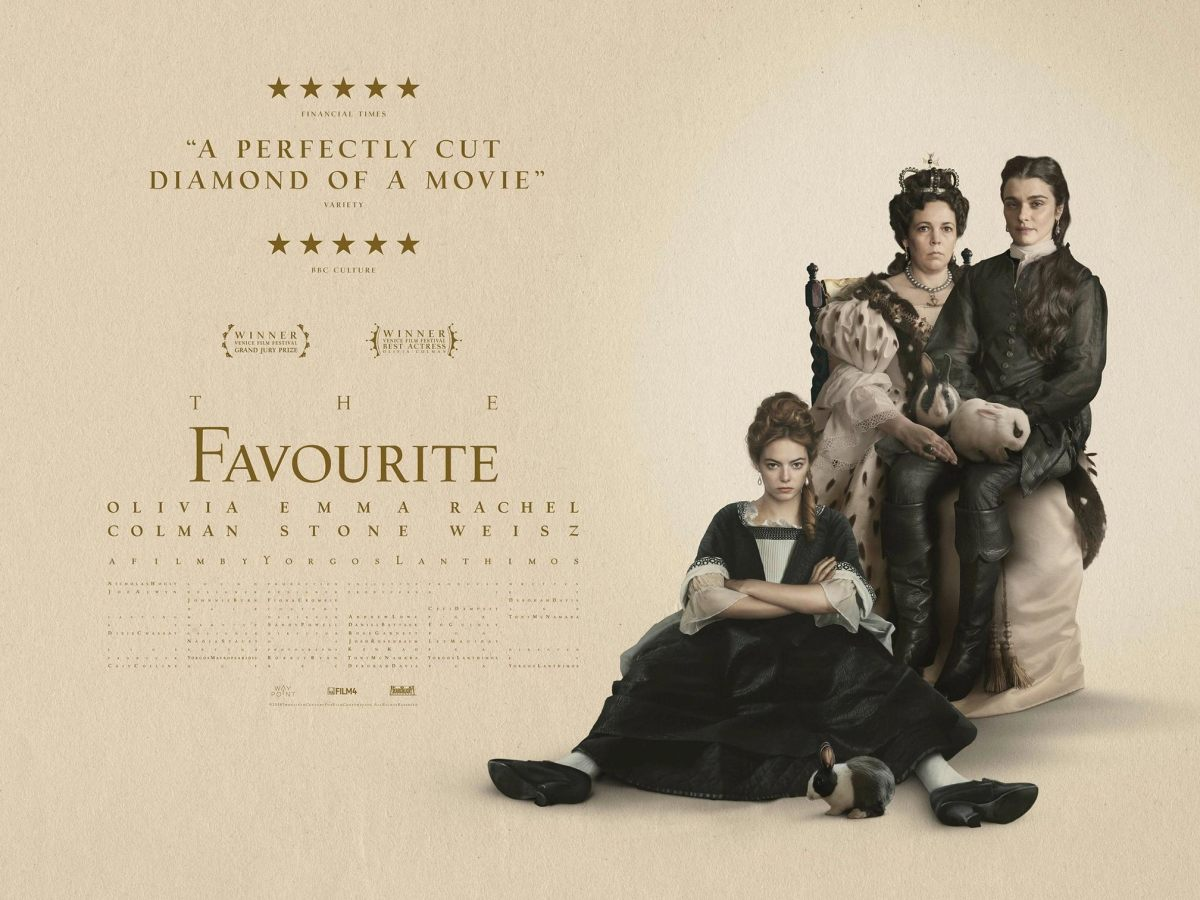 Should I Watch..? 'The Favourite'