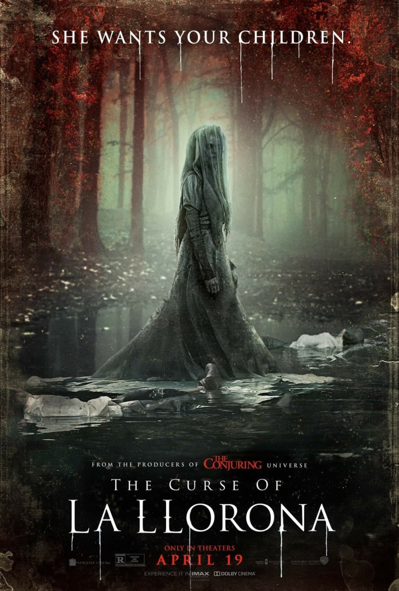 "Movie Review: ""The Curse of La Llorona"""