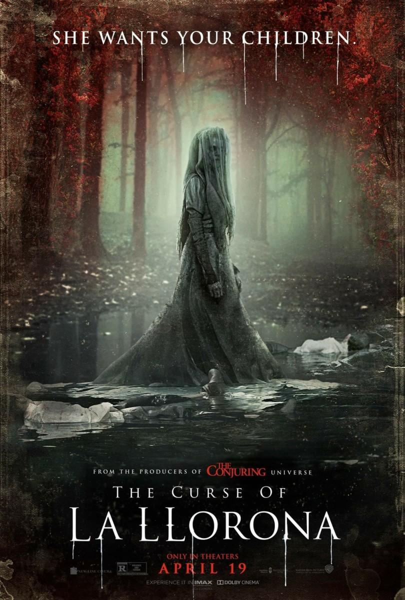 "Movie Review: ""The Curse of La Llorona"""