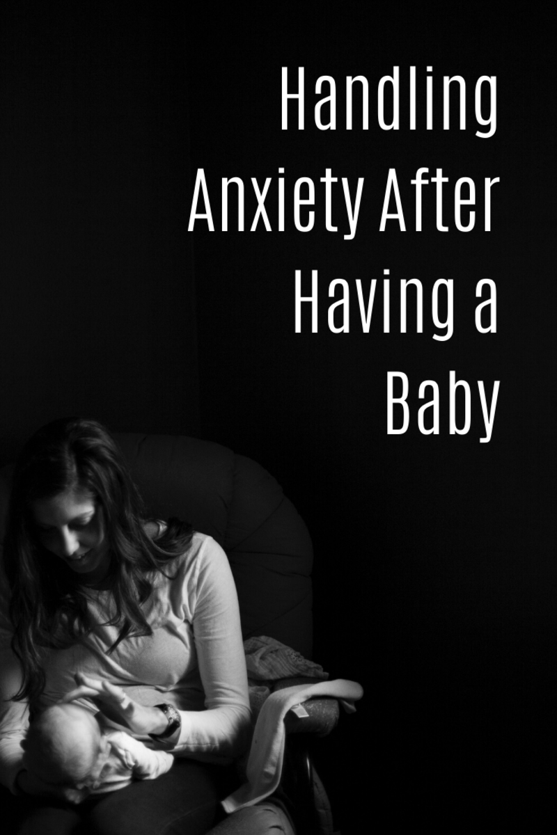 Get advice for how to cope if you're experiencing postpartum anxiety.