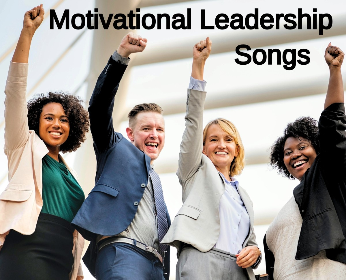54 Motivational Leadership Songs