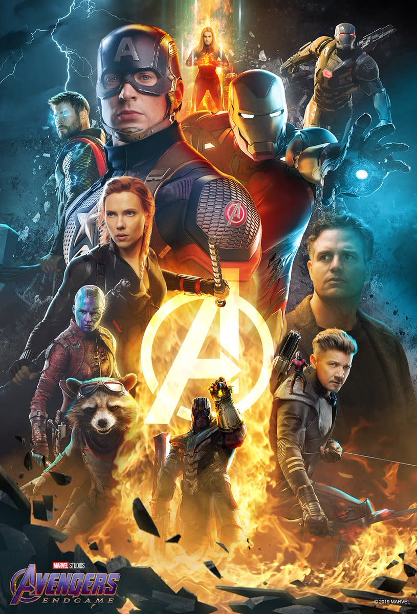 'Avengers: Endgame' (2019) Review
