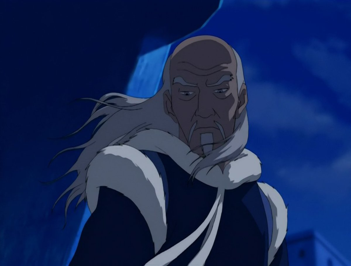 "Top 10 Strongest Characters in ""Avatar: The Last Airbender"""