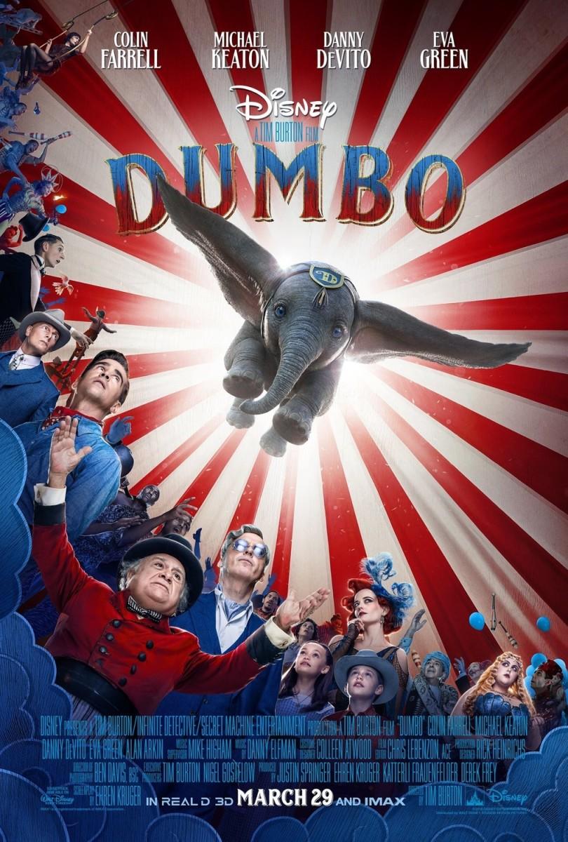 'Dumbo' Is Tim Burton's Best Film in 25 Years