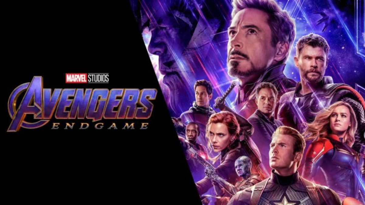 My Review of 'Avengers: Endgame'