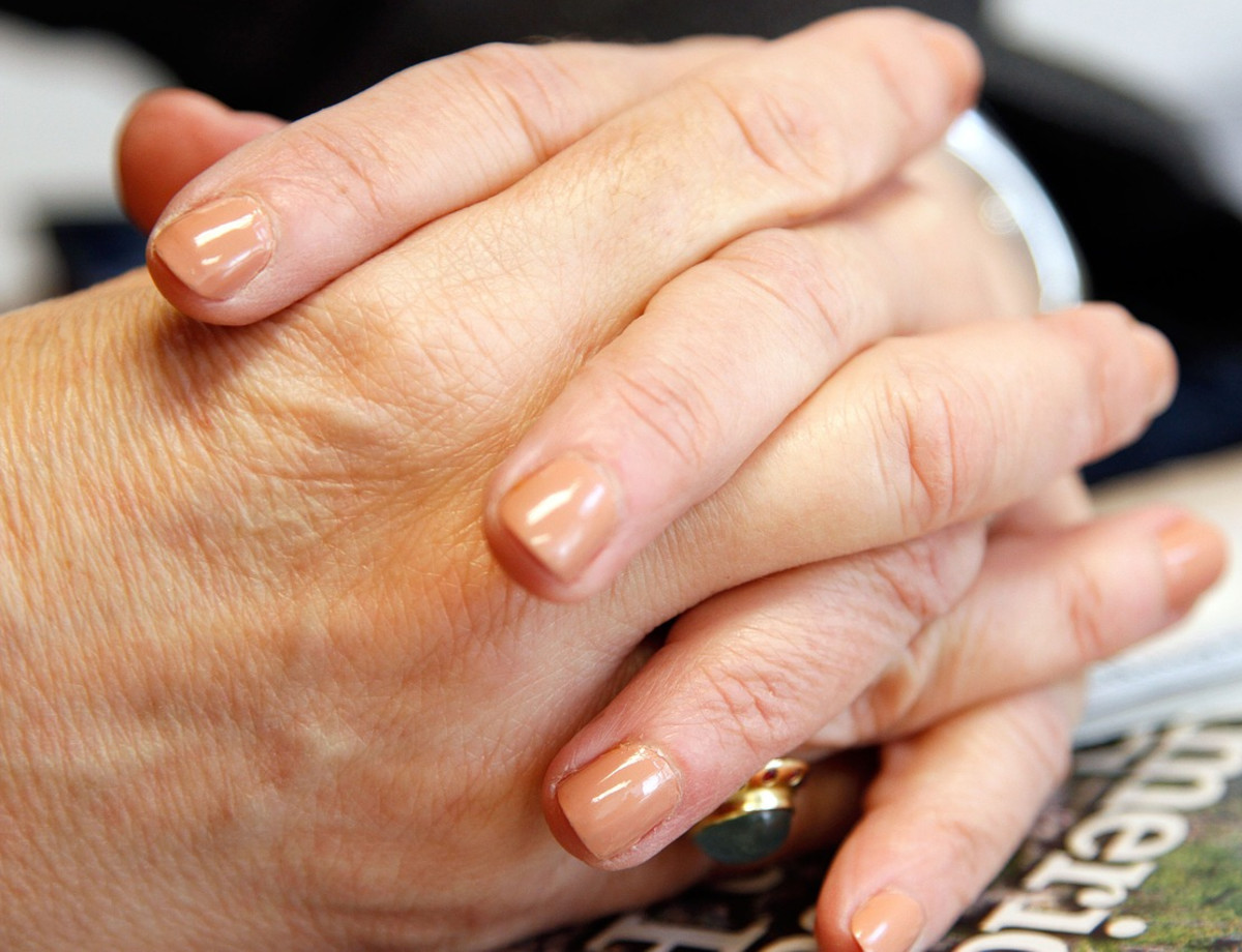 What Does Clasped Hands Mean?
