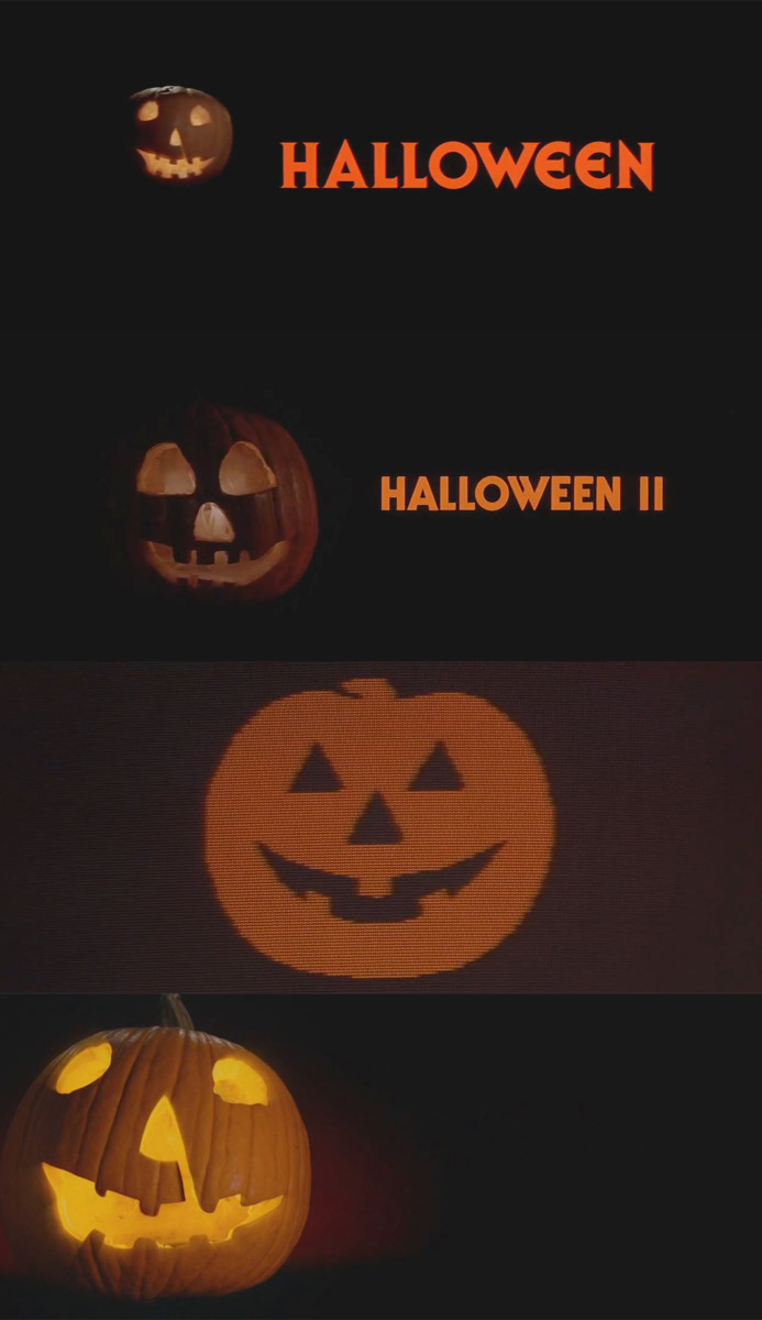 Which pumpkin opening credit sequence was your favorite?