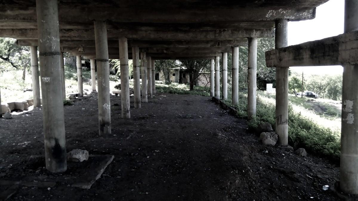 If Ashes Built Pillars...