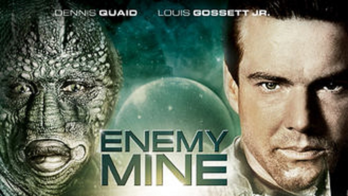 """""""Enemy Mine"""" (1985): Why Don't More People Love This Film?"""