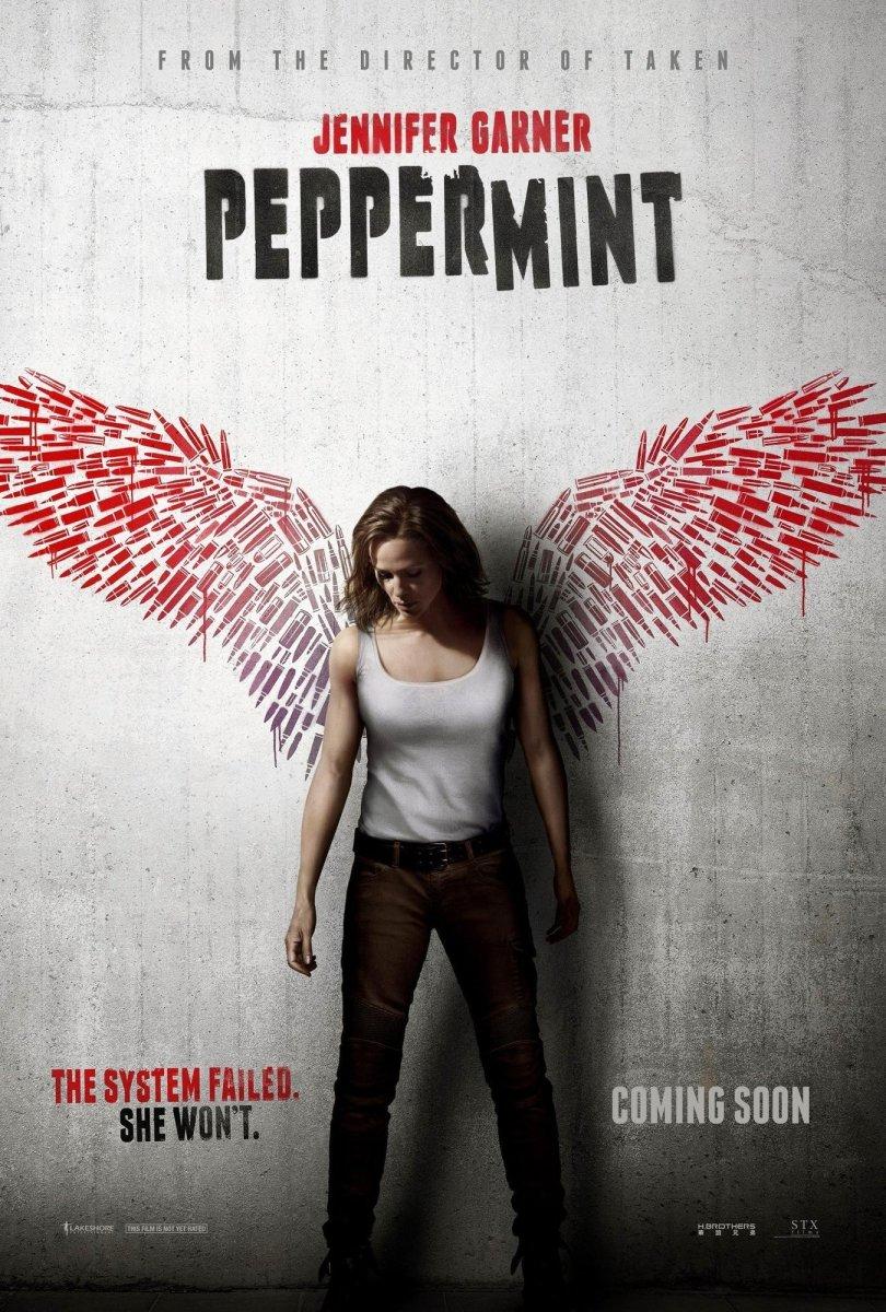 Should I Watch..? 'Peppermint'