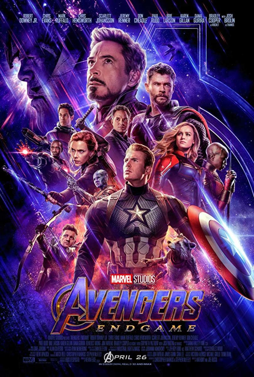 'Avengers: Endgame' (2019) Movie Review