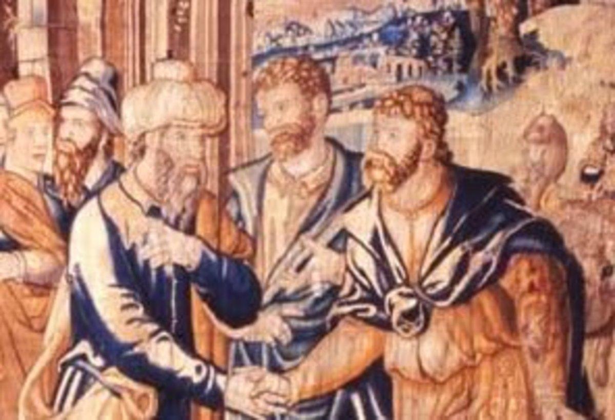Abraham & Pharaoh versus Abraham & Abimelech