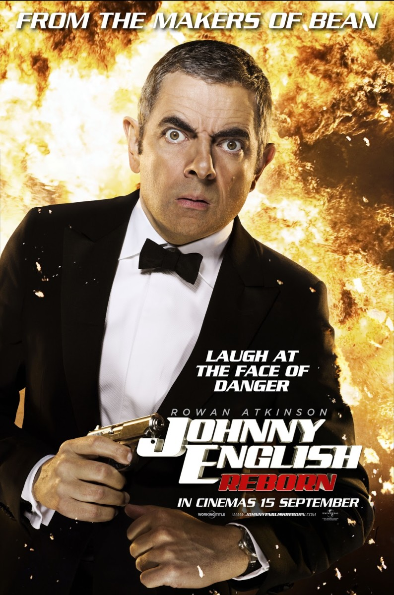 Should I Watch..? 'Johnny English Reborn'