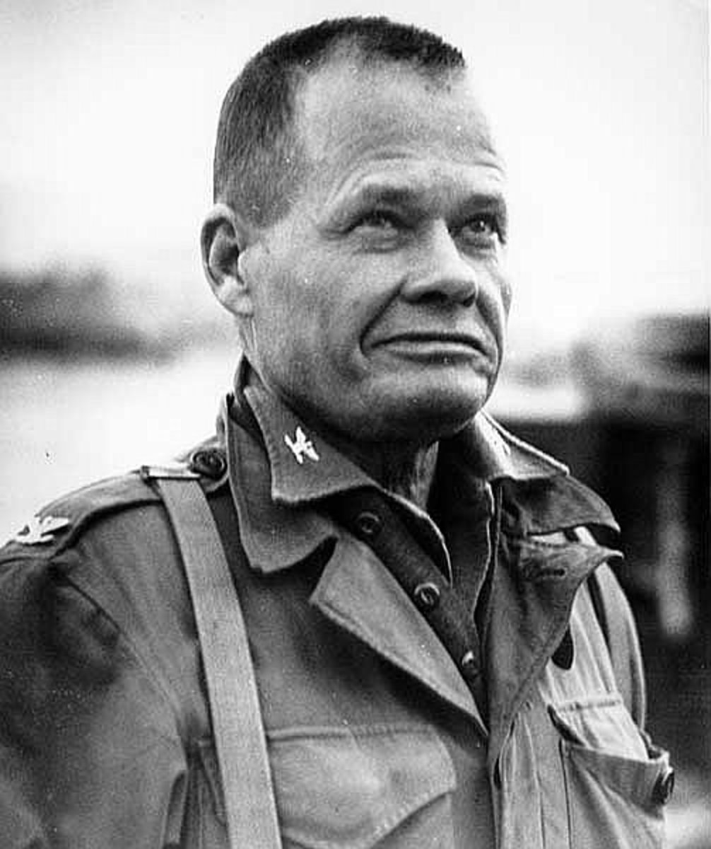 Chesty Puller: The Legendary Marine