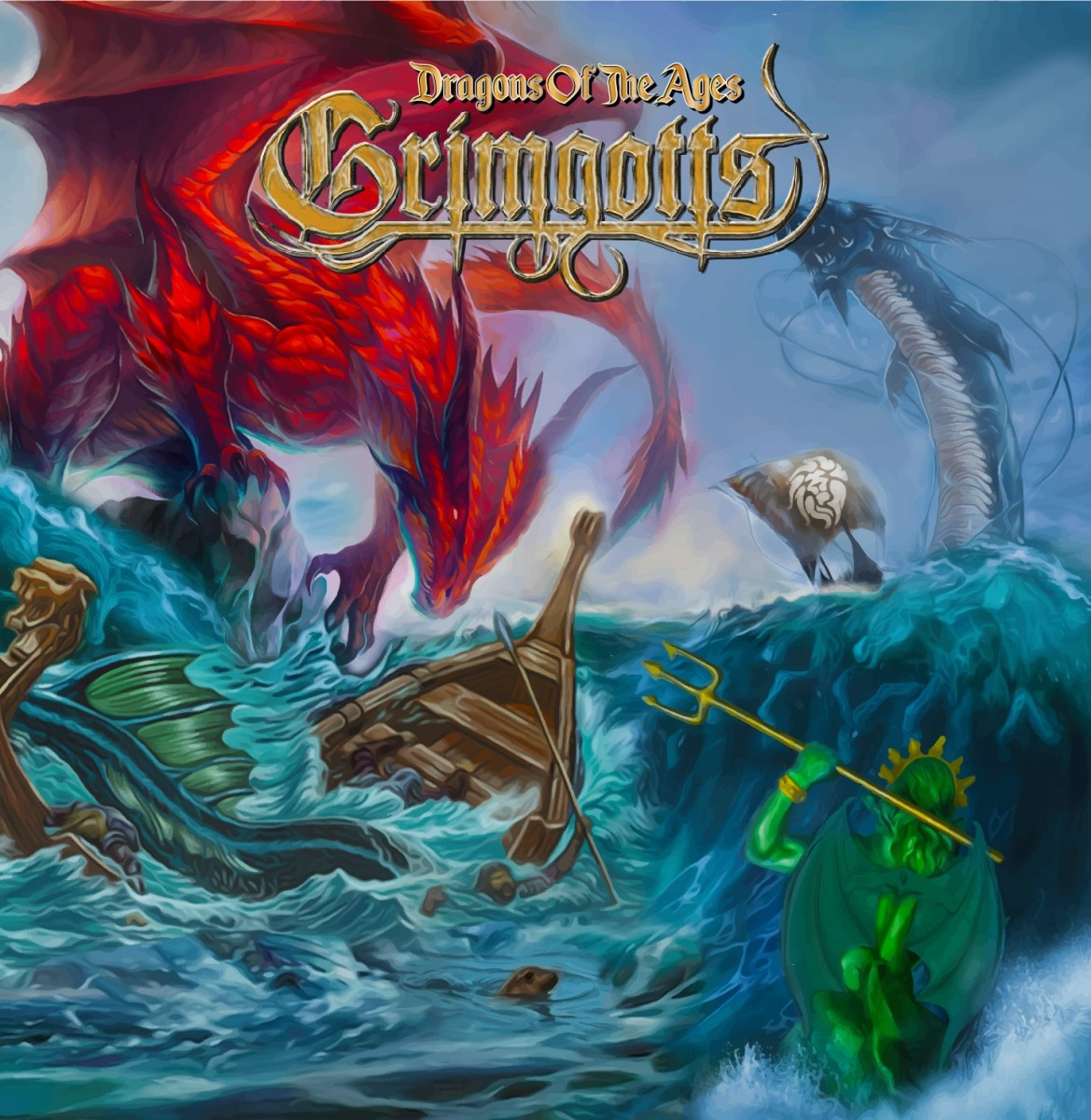 "Grimgotts, ""Dragons of the Ages"" Album Review"