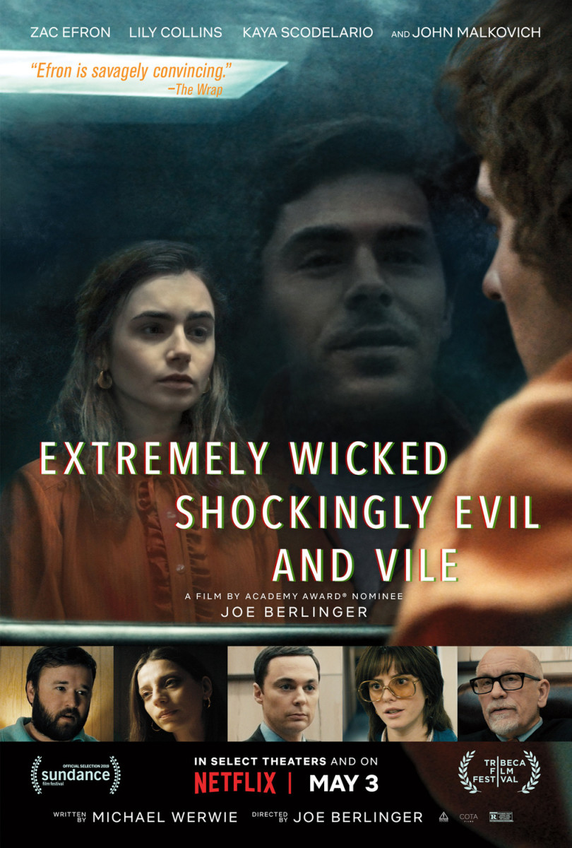 "Movie Review: ""Extremely Wicked, Shockingly Evil and Vile"""