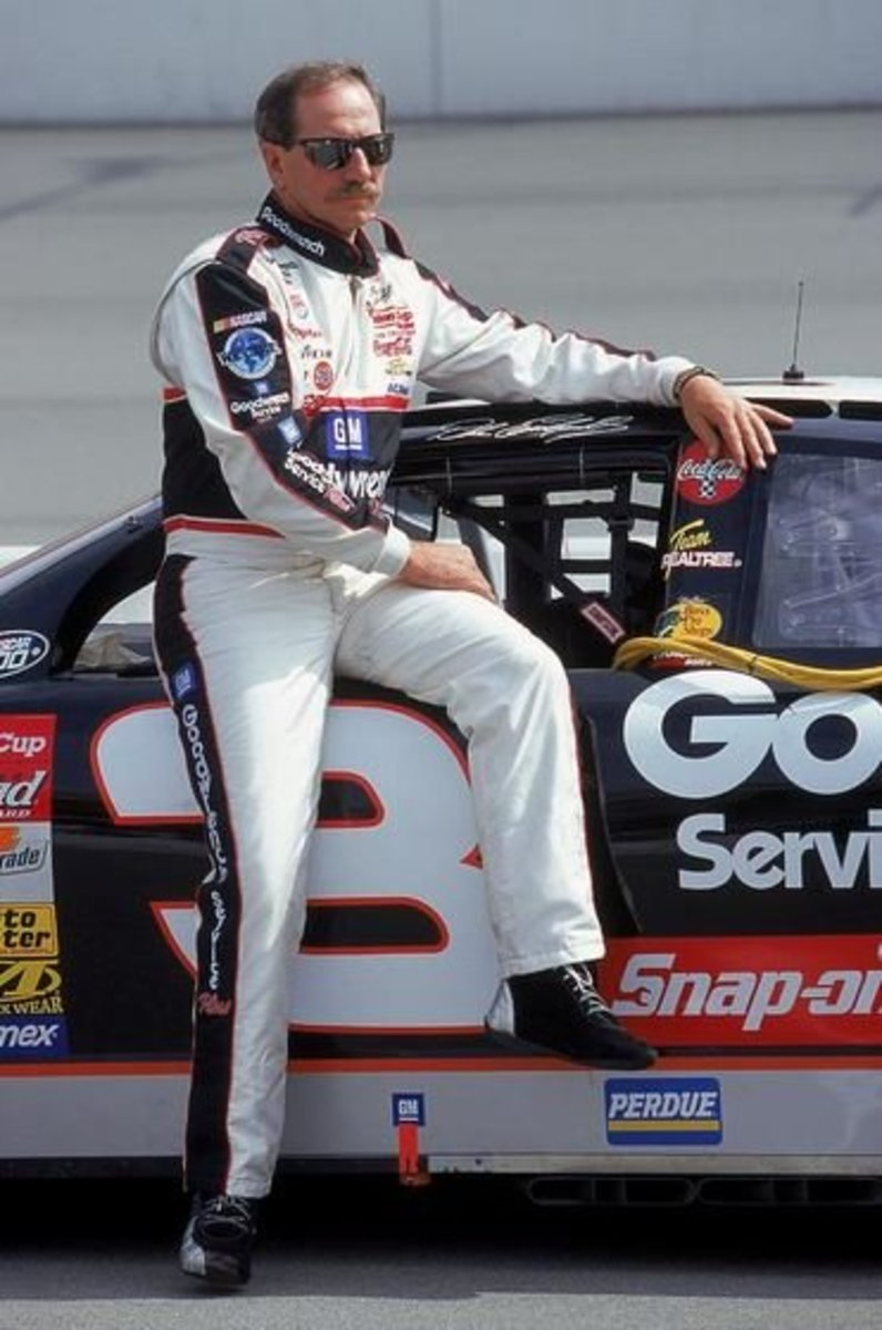 Ten Things You Didn't Know About Dale Earnhardt Sr.