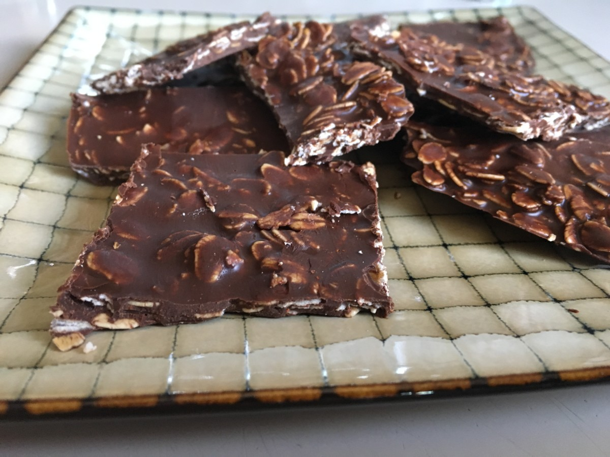 How to Make Appetite-Suppressing Chocolate Bark