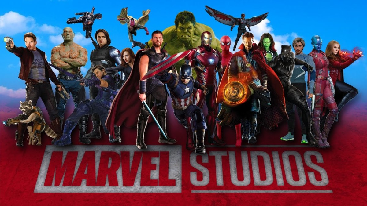 Let's Talk About... The Marvel Cinematic Universe!