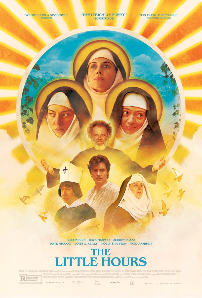 """Movie Review: """"The Little Hours"""""""