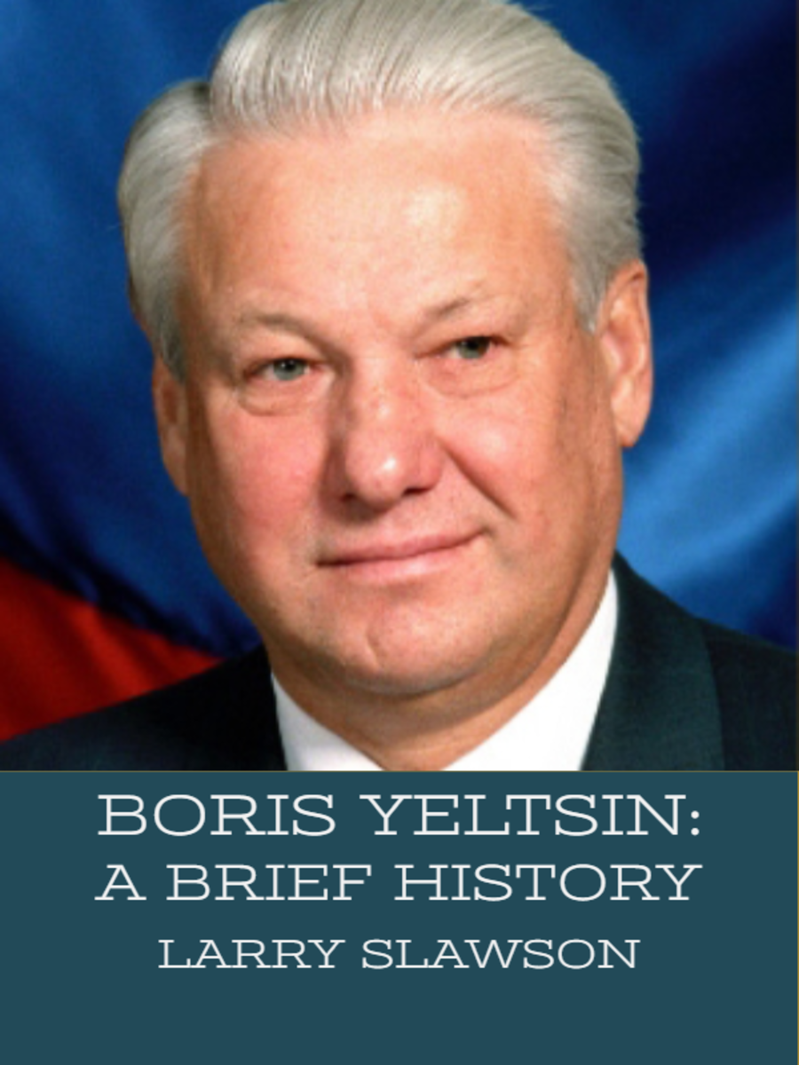 Boris Yeltsin: Quick Facts